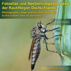 Fotoatlas Raubfliegen Deutschlandsx