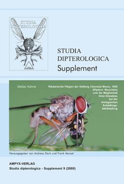 Räuberische Fliegen der Gattung Coenosia MEIGENx